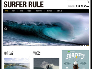 Plus d'information sur: : Surfer Rule