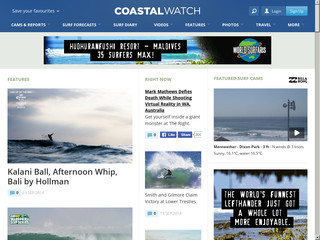 Plus d'information sur: : Coastalwatch