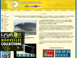 Détails : Anglet Surf Photo
