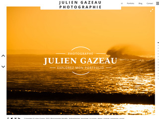 Plus d'information sur: : JULIEN GAZEAU