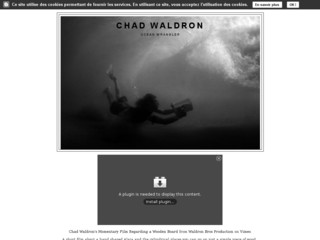Plus d'information sur: : Le Blog de Chad Waldron