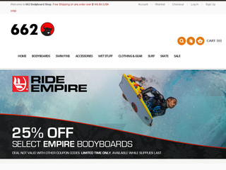 662 Bodyboard Shop