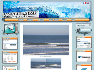 Détails : Wishbone Surf Shop