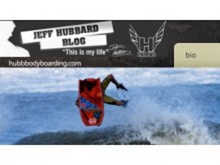 Plus d'information sur: : Jeff Hubbard Bodyboarding