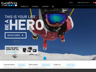 Plus d'information sur: : GoPro Camera