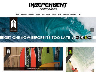 Détails : INDEPENDENT BODYBOARDS