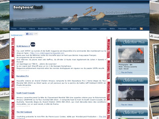 Plus d'information sur: : Bodyboard Land