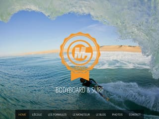 Plus d'information sur: : OGM Bodyboard School