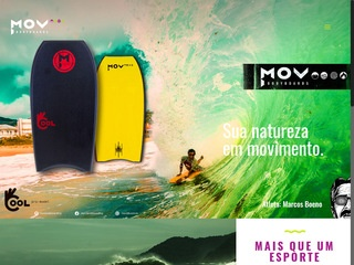 Mov Bodyboards