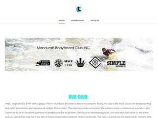 Mandurah Bodyboard Club