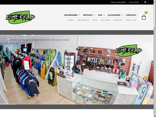 Emerald Bodyboard Shop