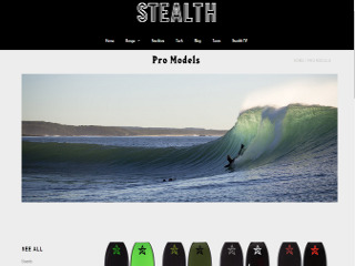 Plus d'information sur: : Stealth Bodyboards