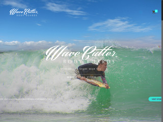 Détails : Wave Cutter Bodyboards