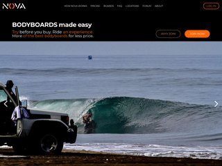 Nova Bodyboards