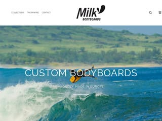Détails : Milk Bodyboards