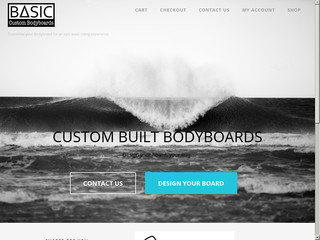 Plus d'information sur: : Basic Boards - Bodyboards sur mesure