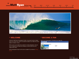 Plus d'information sur: : Matt Ryan Photography