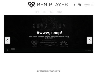 Plus d'information sur: : Ben Player